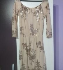 Zlatasta haljina