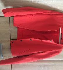 Koralna Monoprix jakna-sako
