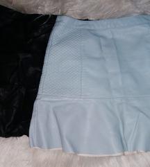 2 kozne suknje AMISU
