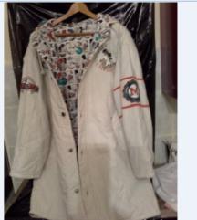 duga kvalitetna zimska jakna