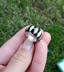 Srebrni masivni prsten 925