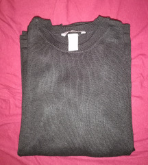 Crni tanki džemperić