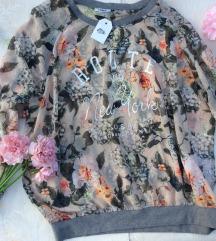 Only bluza cvetna iz Modiane Nova sa etiketom
