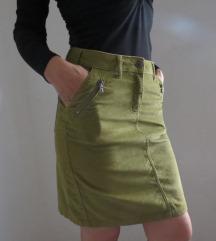 TCM somot suknja 36/38 vel