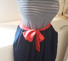 Letnja mornarska haljina