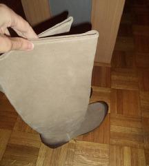Shoe star od prevrnute koza cizme