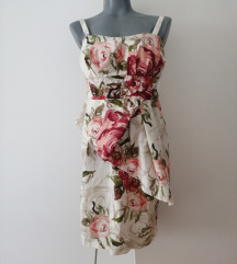 haljina cvetna M