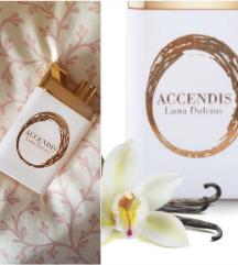 %%17.000-Accendis Luna Dulcius parfem, original