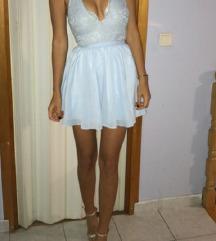 AKCIJA SAMO DANAS 2000 Baby blue haljina