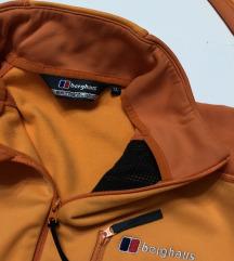 Berghaus outdoor muski narandzasti fleece / duks