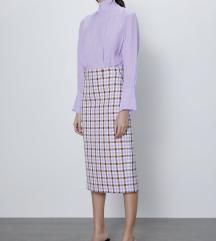 Zara suknja sa etiketom Novo