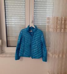 Nova plava jaknica