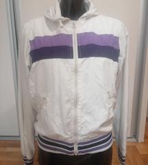 Odličan beli duks (jakna)