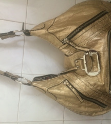 Zlatna Guess velika torba original iz USA