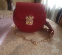 Crvena torba My lovely bag
