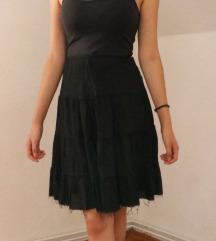 Basic witchy black skirt