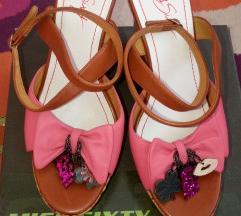 Miss Sixty kožne sandale nove