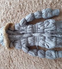 Zimska jakna za devojcicu os 12-14 godina