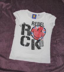 50. Majica kratkih rukava rebel rock