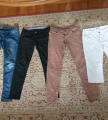 Lot farmerke 38/M Zara Orsay Tally Weijl C&A