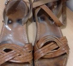 Kožne sandale vl.40