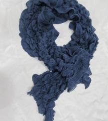 Plavi šal