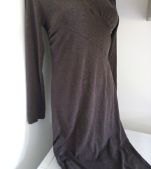 Mini&maxi braon haljina S/M