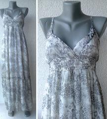 haljina za leto duga broj M ili L