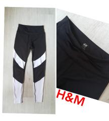 H&M HELANKE ZA TRENING XS/S