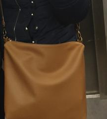 prostrana braon torba