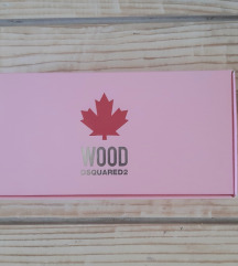 Wood piur femme parfemski mini set