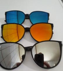 CatEye mirored glasses
