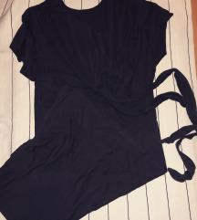ZARA siva pamucna haljina 38/M
