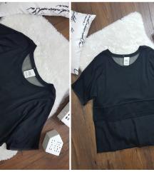 Zara * S/M * baggy bluza NOVO