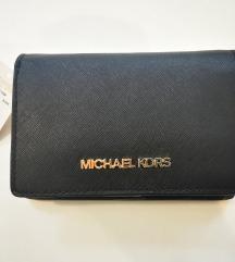 Michael Kors original kozni zenski novcanik NOVO