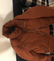 Bershka puffer jacket