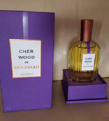 %13.000-Molinard Cher Wood parfem, original