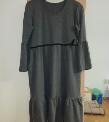 Nova moderna pamučna haljina u većoj veličini