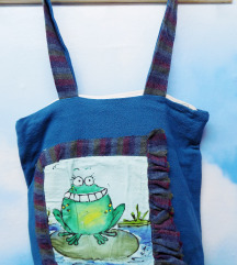 Handmade ZHABAC-LOKVANJ torba