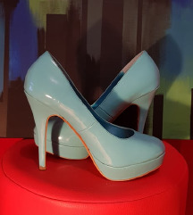 Tirkiz cipele