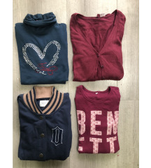 Only, Benetton, 2x S'Oliver
