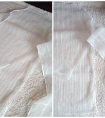 NOVA Bluza / majica providna na pruge, UNI vel.