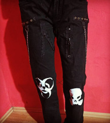 Cyberpunk pantalone