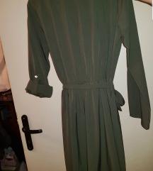 Zelena haljina univerzalna
