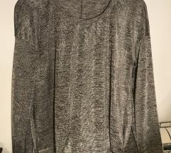 Zara srebrna majica