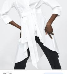 Zara asimetrična košulja vrhunska samo danas 1500