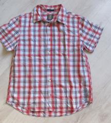 H & M karirana košulja vel. 14 god