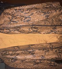 Jaknica sa zmijskim printom