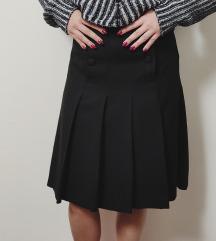 H&M suknja od vune NOVO