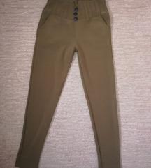 Maslinaste Helanke/pantalone